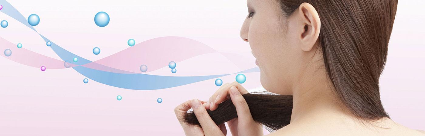 Le traitement des cheveux