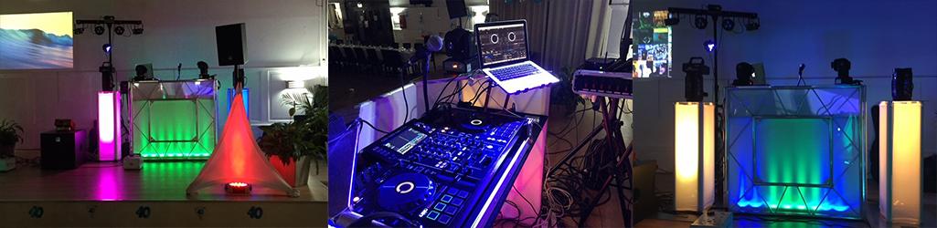 DJ de soirée et animateur d'événement à Marseille