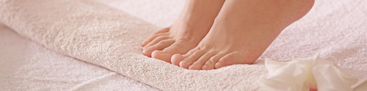 Soin beauté des pieds