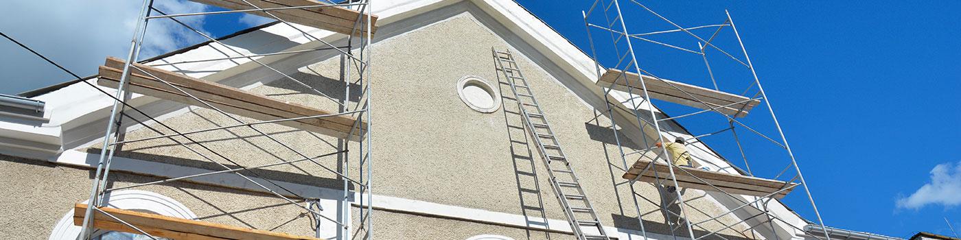 Rénovation extérieure - Société de rénovation à Frameries