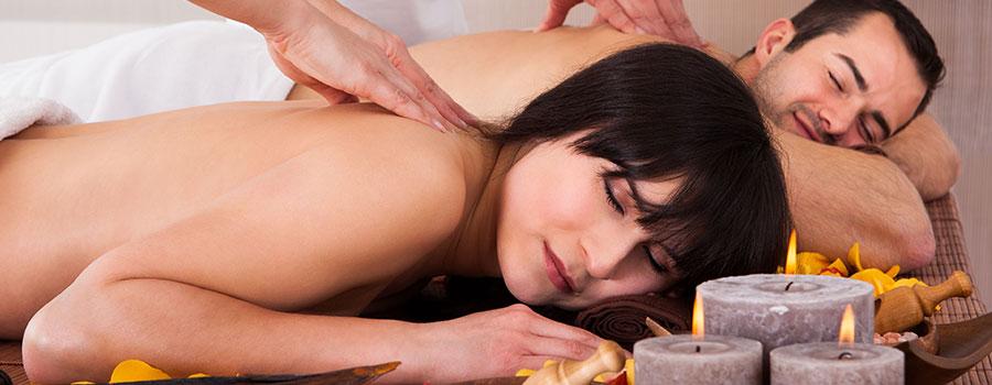 Les massages corporels
