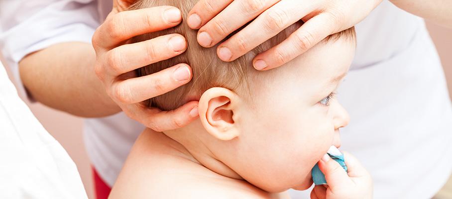La prise en charge spécifique du nourrisson et de l'enfant