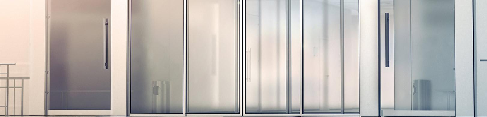 La mise en œuvre des portes et des fenêtres intelligente
