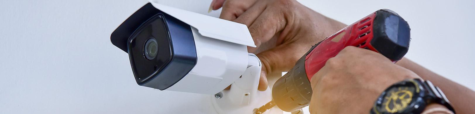 Installation vidéosurveillance à Saint-Laurent-d'Agny