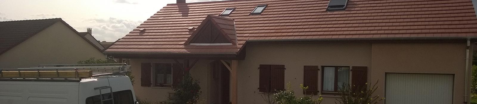La réparation et réfection de la toiture
