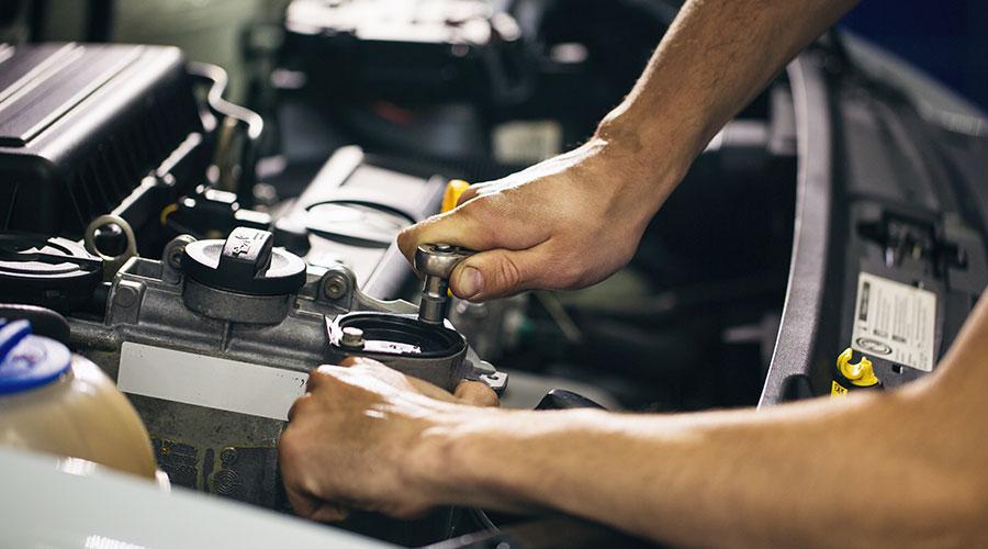 La réparation mécanique