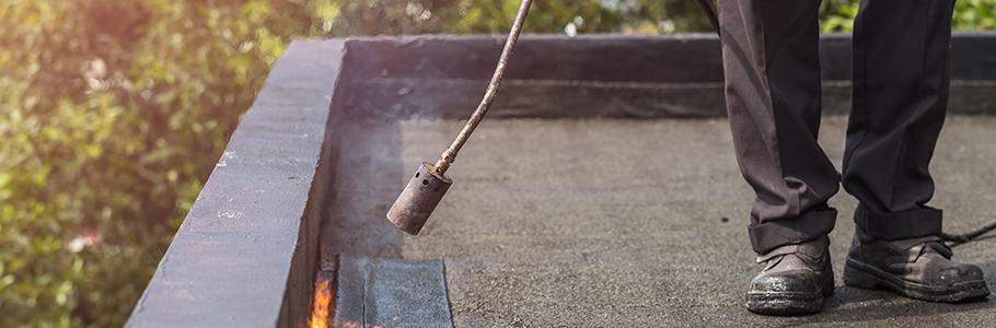 L'étanchéité de la toiture