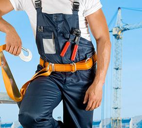 Les équipements de sécurité pour se protéger des chutes