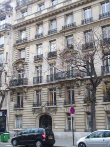 Isabelle Volkringer, Avocat au Barreau de Paris, 148 avenue de Wagram 75017 PARIS