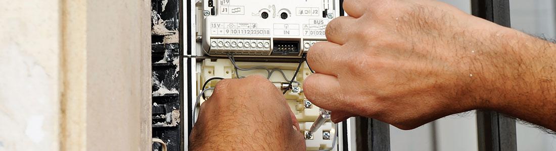 Installation d'interphone – Électricien à Marchienne-au-Pont (Charleroi)