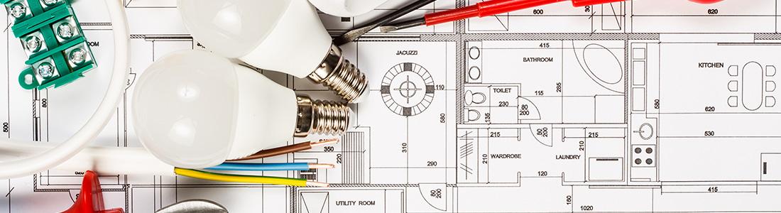 La réparation de prise électrique