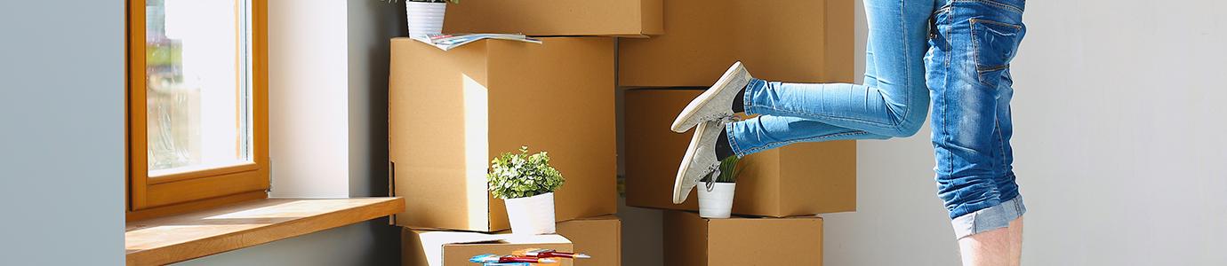 Les formules de déménagement pour les particuliers