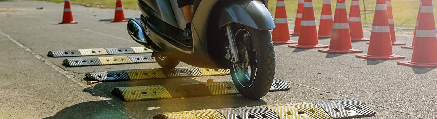 Les solutions pour réussir son permis moto