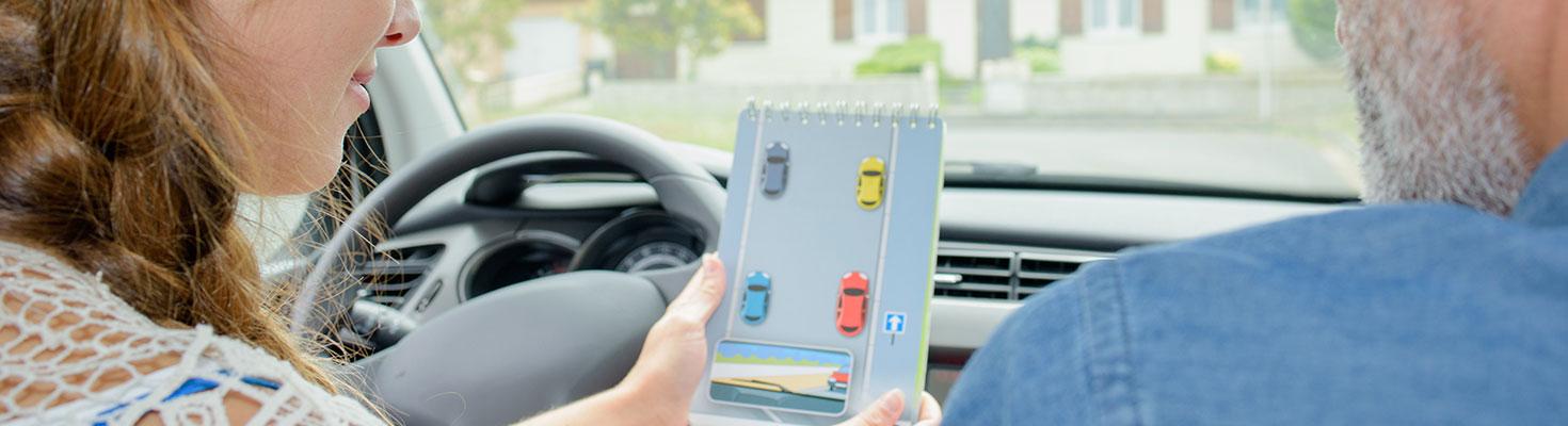 Permis auto boîte manuelle- Auto-école à Oissel