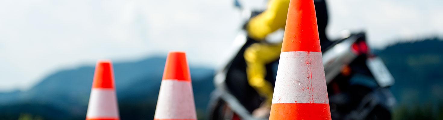 Permis moto A2- Auto-école à Oissel