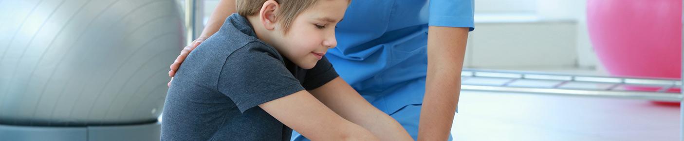 La prise en charge et le traitement de l'enfant