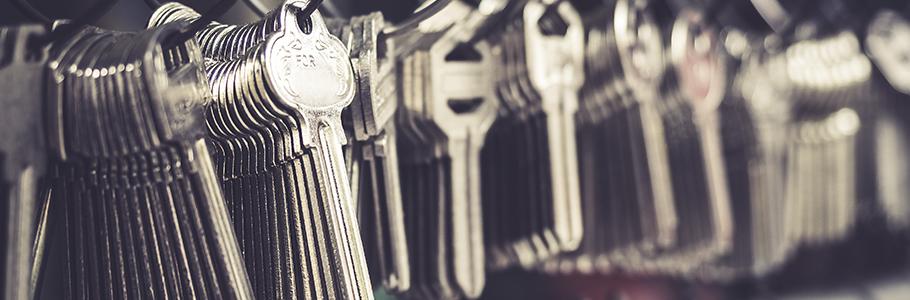 La duplication de clés d'habitation et auto