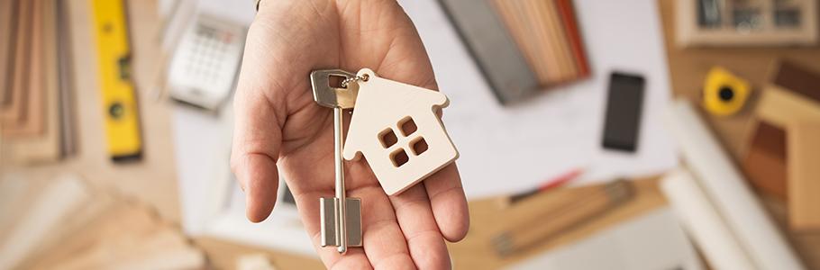 La duplication de clé de maison