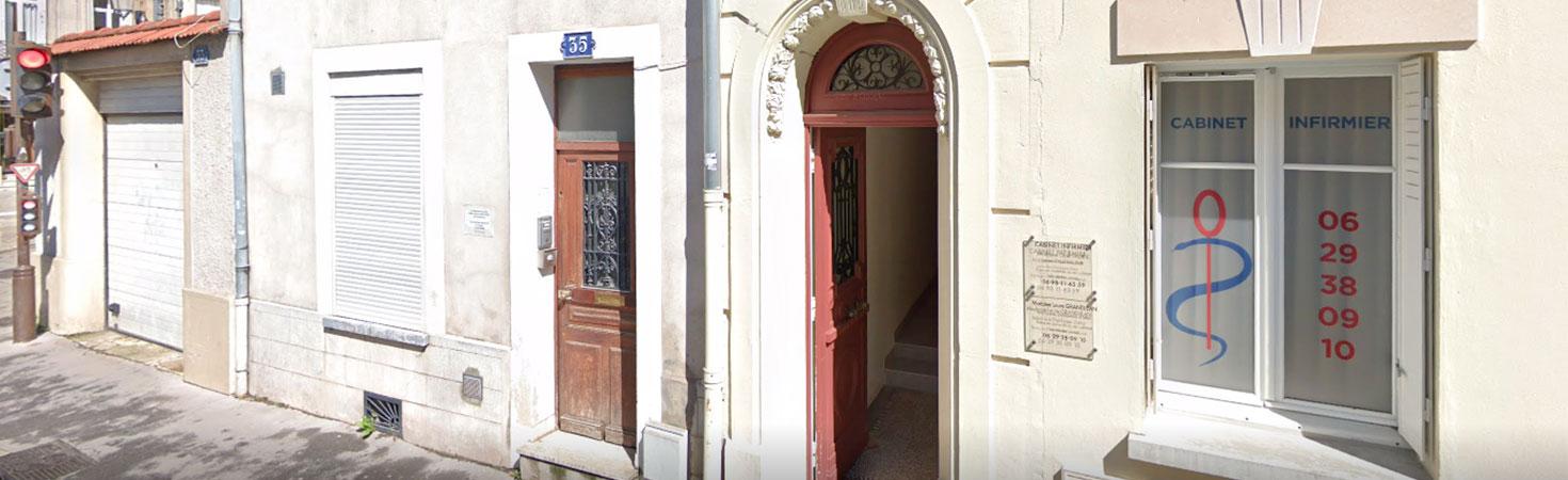 Soin infirmier de base – Infirmières en cabinet et à domicile à Reims