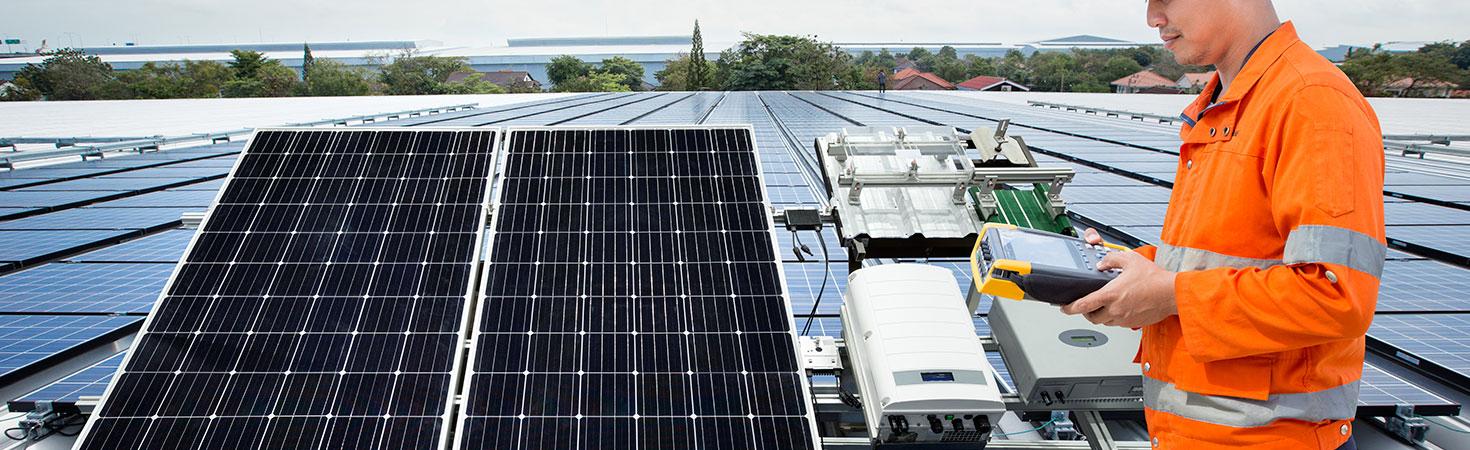 Dépannage d'onduleur photovoltaïque à Clermont-Ferrand