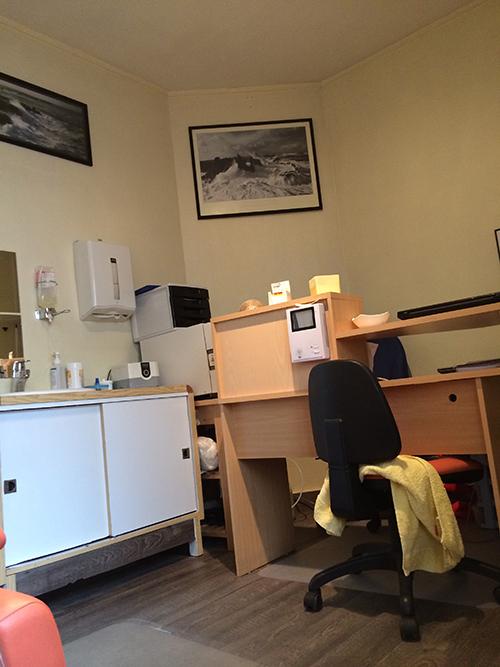 Cabinet de votre Pédicure Podologue à Meudon, en Images