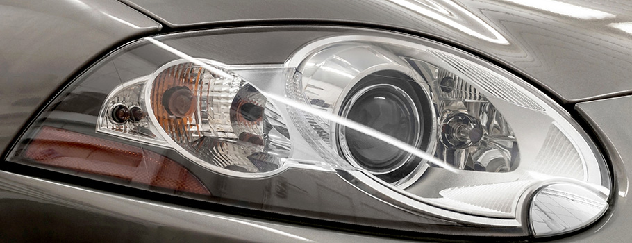 Le remplacement de phare automobile