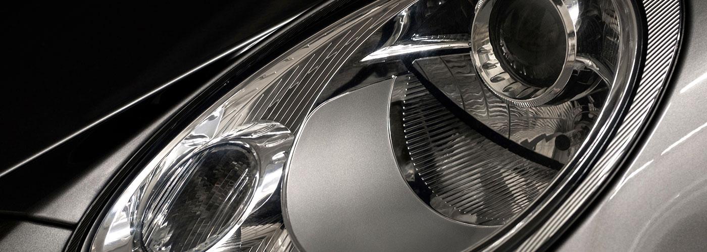 Les règlementations sur l'éclairage de voiture