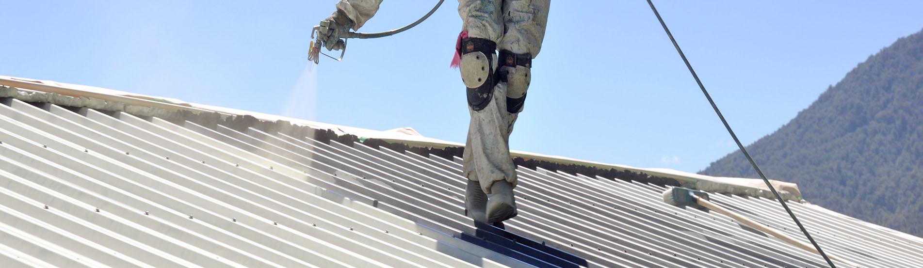L'entretien des boiseries de la toiture
