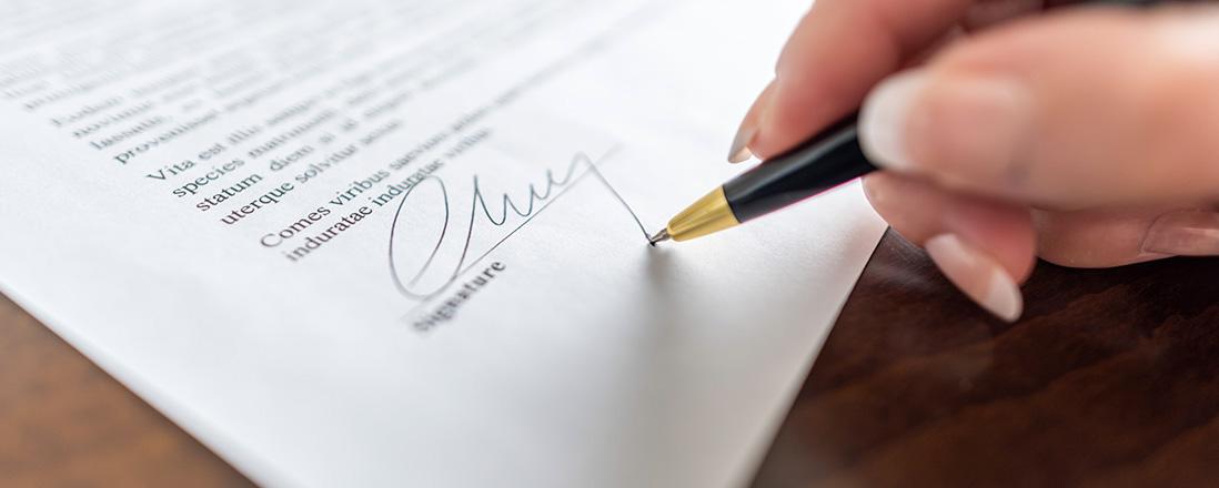 L'analyse et la rédaction de contrats