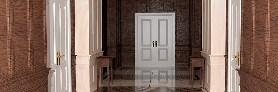 Vente et pose de portes d'intérieur à Marseille (PACA)