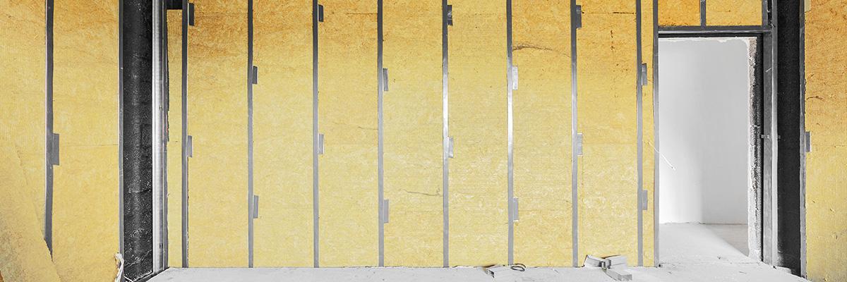 Isolation des murs extérieurs