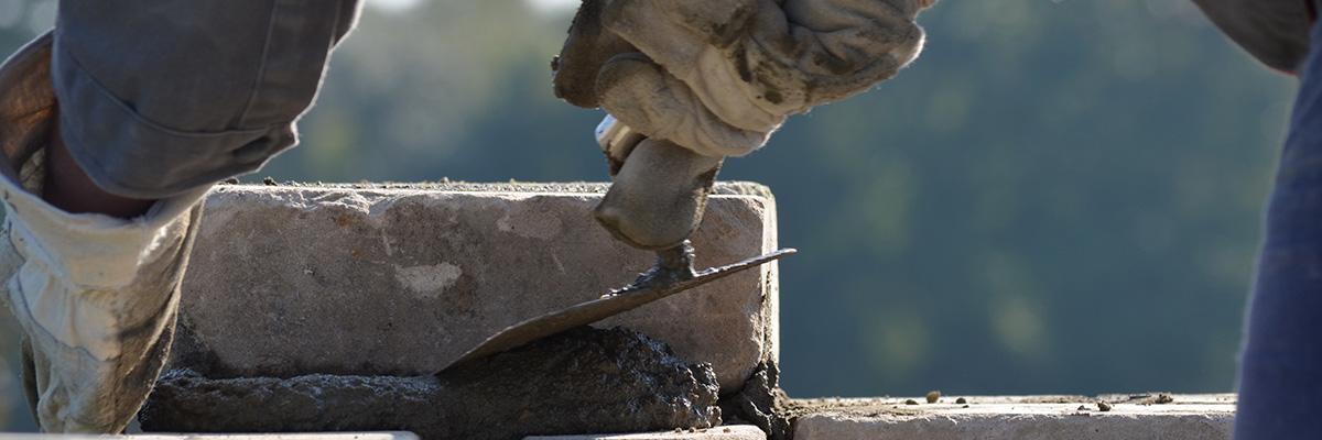 Les travaux de maçonnerie générale à Charleroi