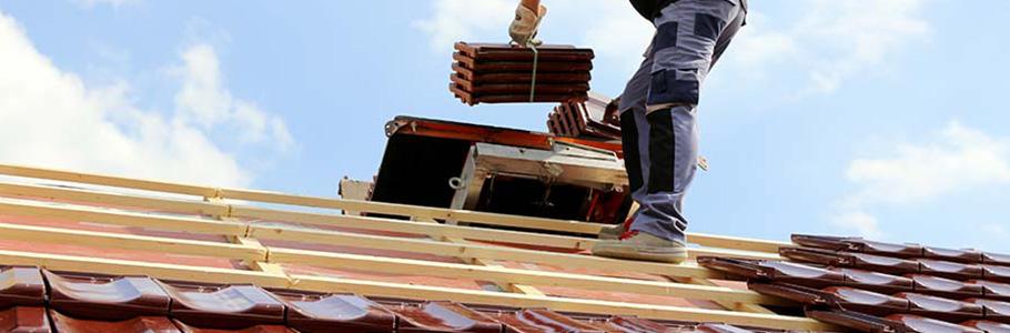 Réparation de toiture – Artisan couvreur à Saint-Marcel (Eure)