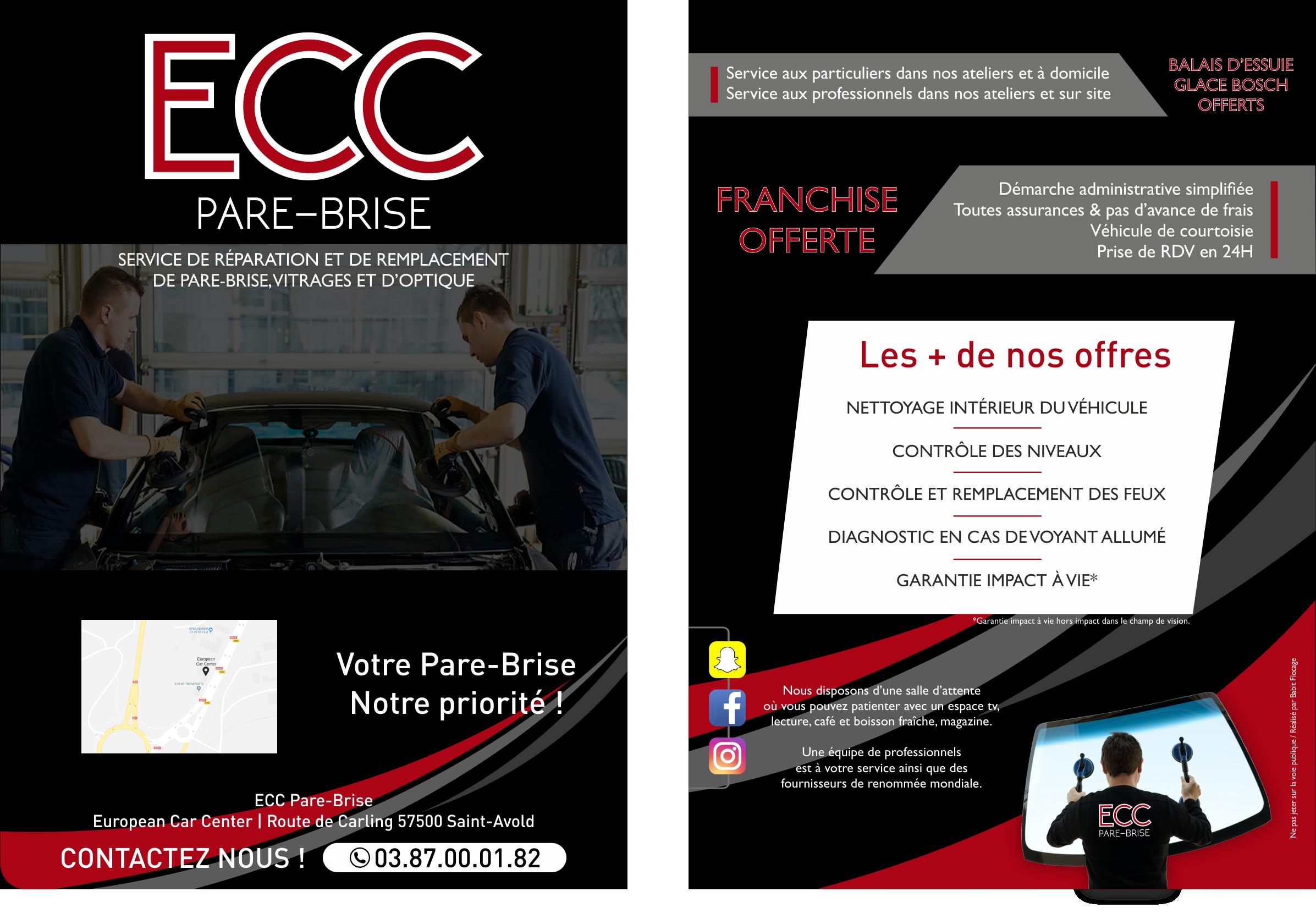 FLY ECC