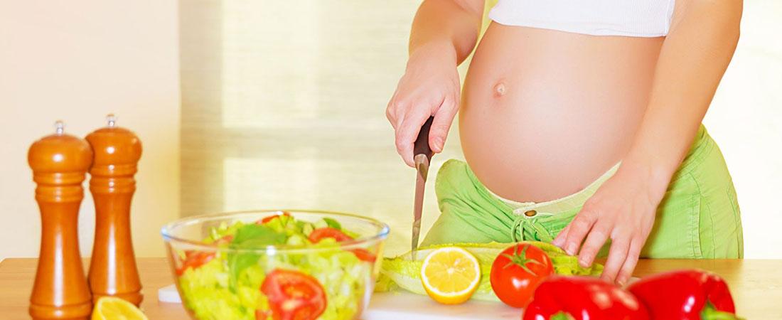 Régime nutritionnel pour les femmes enceintes