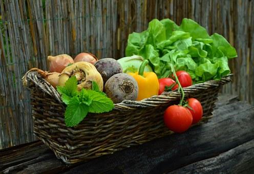 Régime nutritionnel pour les végétariens ou végétaliens