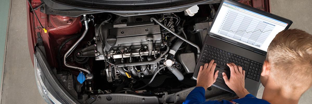 Le diagnostic électronique de la voiture