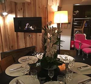 Restaurant à Saint-Laurent-sur-Saône – Cuisine française & du monde
