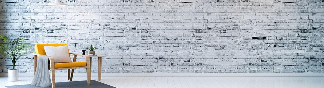 La préparation des murs