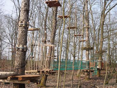 La construction de cabane dans les arbres
