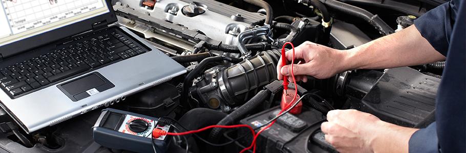 L'entretien et la réparation automobile
