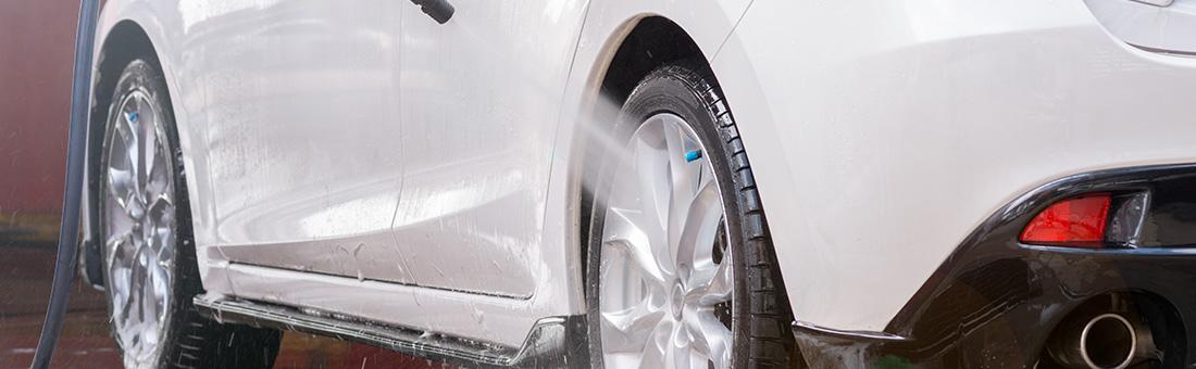 Lavage extérieur – Centre automobile à Mazingarbe