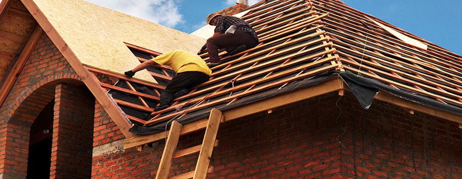 Réparation de la toiture à Abscon – B.D.G.