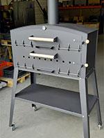 Le four à bois SF80