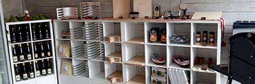 Fours et accessoires pour tarte flambée à Soufflenheim – Souff'Flam