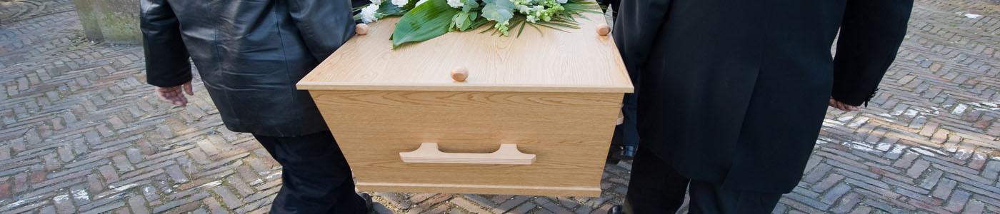 Pompes funèbres à Sainte-Croix-sur-Buchy – Le transport funéraire