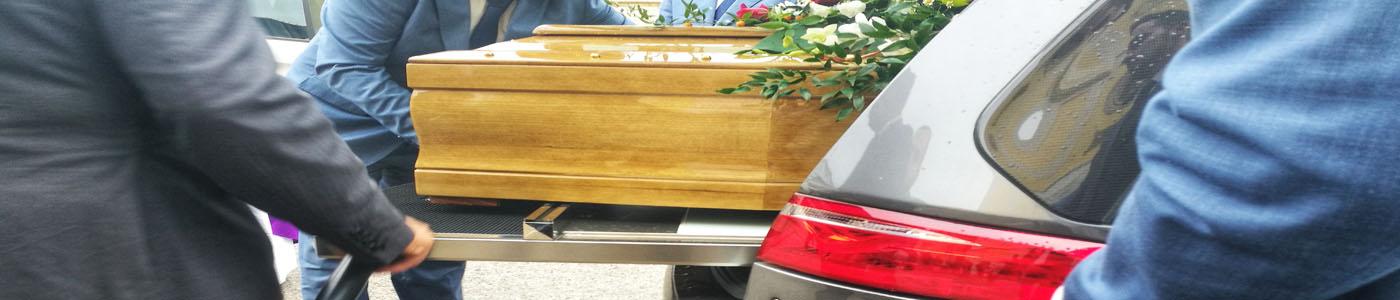 La réglementation du transport funéraire
