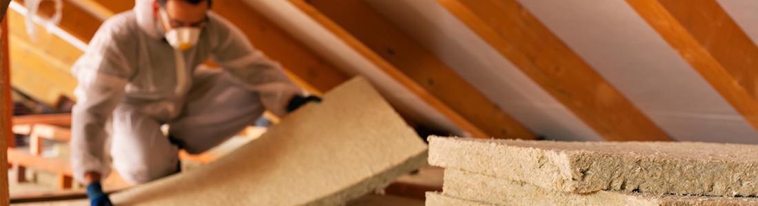 Isolation thermique du sol au plafond