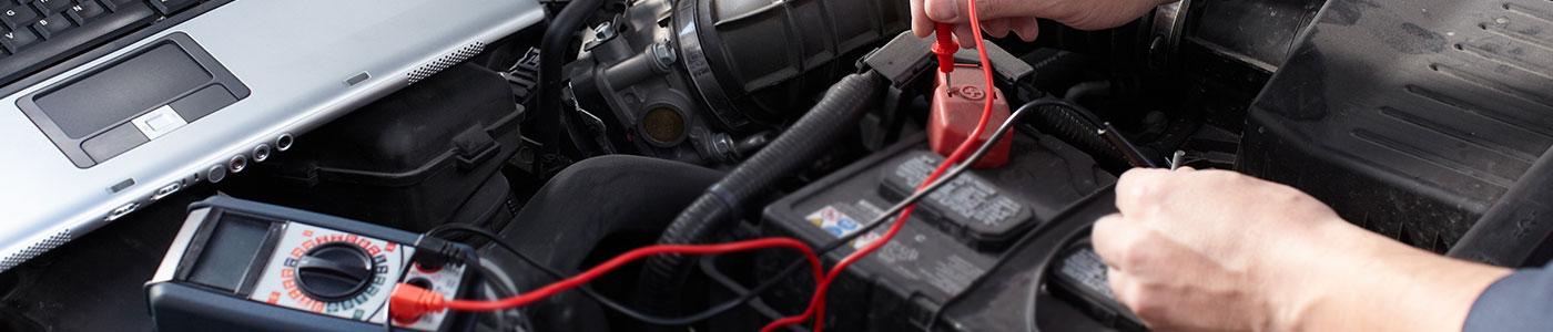 La réparation et l'entretien de voiture sans permis