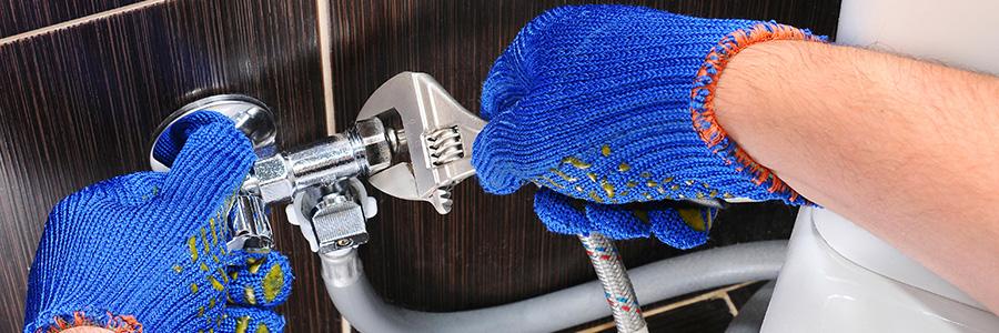 L'installation de robinetterie et tuyauterie